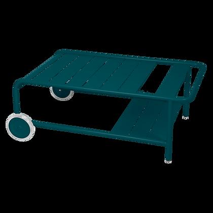 Низкий стол на колесиках - LUXEMBOURG - Классические цвета
