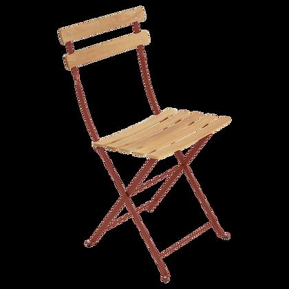 Складной стул с деревом - BISTRO - Классические цвета