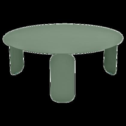 Низкий стол Ø 80 см - BEBOP - Классические цвета