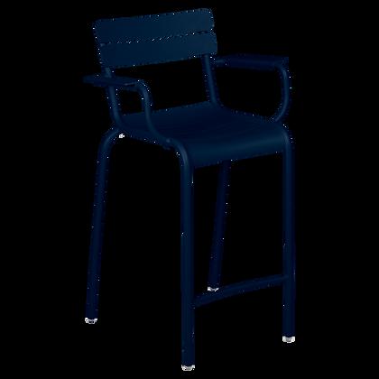 Высокое кресло - LUXEMBOURG - Классические цвета