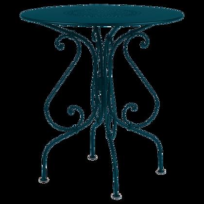 Cтол-геридон Ø 67см - 1900 - Классические цвета