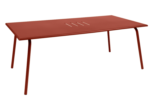 MONCEAU  - Стол 196x96 см (Сезонная аренда)