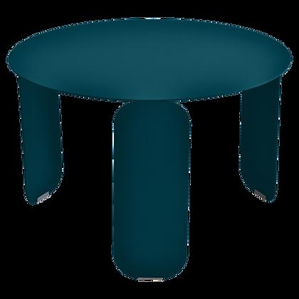 Низкий стол Ø 60 см - BEBOP - Классические цвета