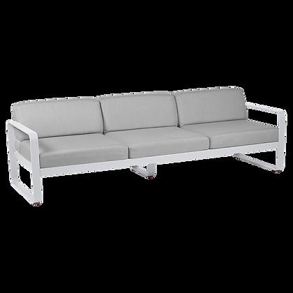 3х местный диван - BELLEVIE - Классические цвета (серые подушки)