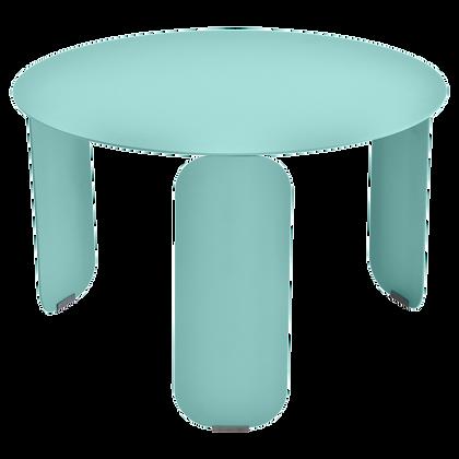 BEBOP  - Низкий стол Ø 60 см (Сезонная аренда)
