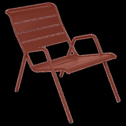 Низкое кресло - MONCEAU - Классические цвета