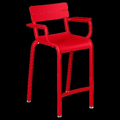 Высокое кресло - LUXEMBOURG - Яркие цвета