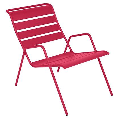 Низкое кресло - MONCEAU - Яркие цвета