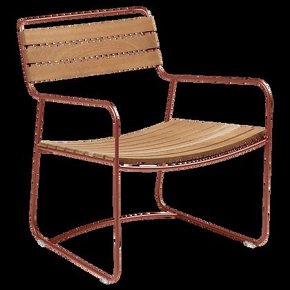 Низкое кресло - SURPRISING TECK - Классические цвета