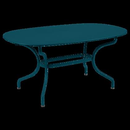 Стол овальный 160х90 см - OPERA + - Классические цвета