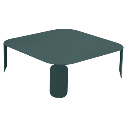 Низкий стол 90x90 (высота 29 см) - BEBOP - Классические цвета
