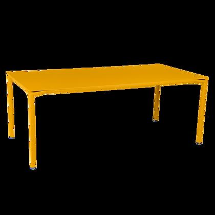 Стол 195x95 см - CALVI  - Яркие цвета