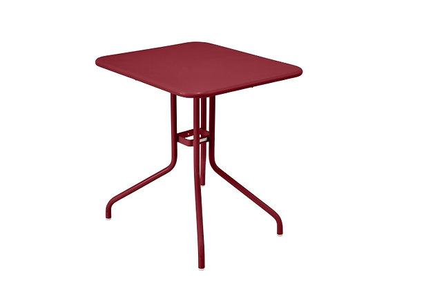 Стол 60x70 см - PETALE - Яркие цвета