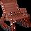 Thumbnail: Кресло качалка - MONCEAU - Классические цвета