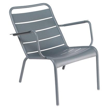 Низкое кресло - LUXEMBOURG - Классические цвета