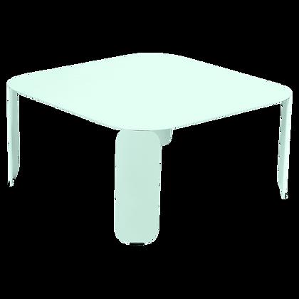 Низкий стол 90x90 см (высота 42 см)- BEBOP - Яркие цвета