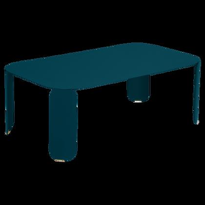 Низкий стол 120x70 (высота 42 см) - BEBOP - Классические цвета