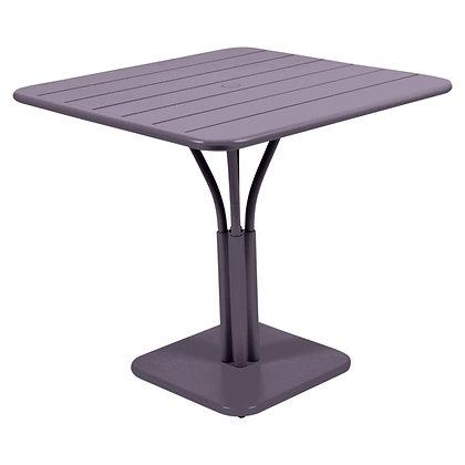 LUXEMBOURG - Стол 80х80 см (Слива)