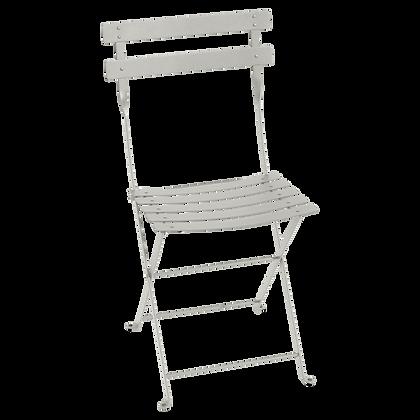 Складной стул металлический - BISTRO - Классические цвета