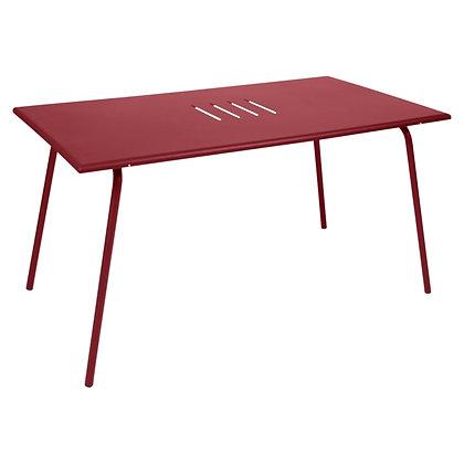 Стол 146x80 см - MONCEAU - Яркие цвета