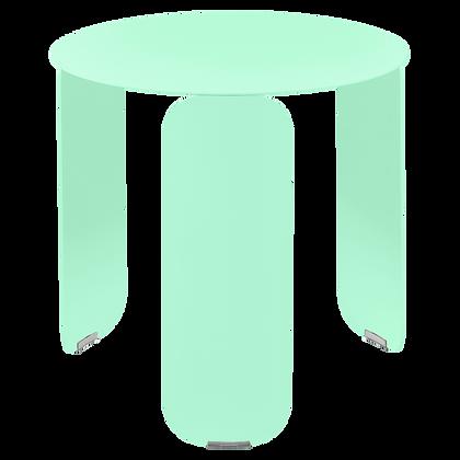 Низкий столик Ø 45 см - BEBOP - Яркие цвета