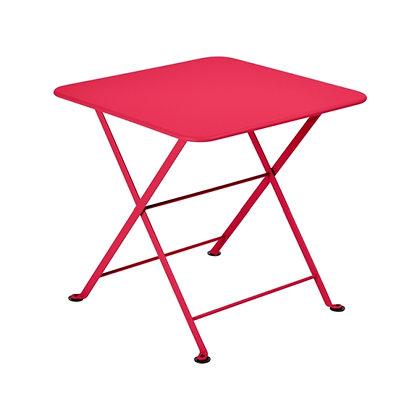 Низкий стол 50x50 см - TOM POUCE - Яркие цвета