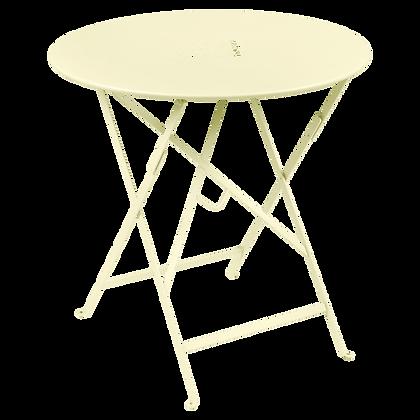 Складной стол Ø 77 см - LORETTE - Яркие цвета