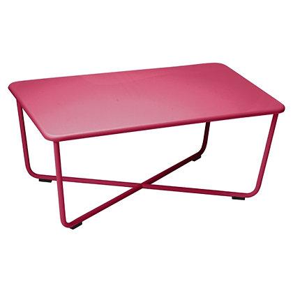 Низкий стол - CROISETTE - Яркие цвета