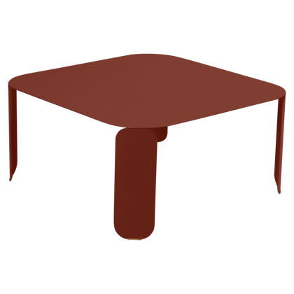 Низкий стол 90x90 (высота 42 см) - BEBOP - Классические цвета