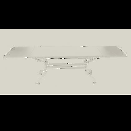 Стол раскладной 200/300 x 100 см - ROMANE - Классические цвета
