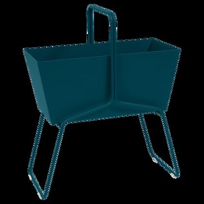 Жардиньерка высокая - BASKET - Классические цвета