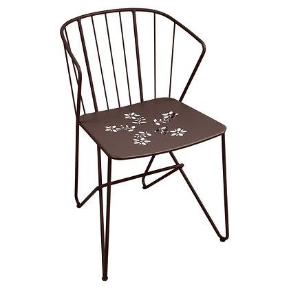 Кресло с узорами - FLOWER - Классические цвета
