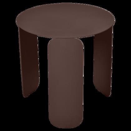 Низкий столик Ø 45 см - BEBOP - Классические цвета