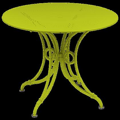 Cтол Ø 96см - 1900 - Яркие цвета