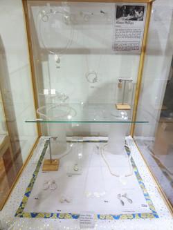 Alison Phillip's jewellery.