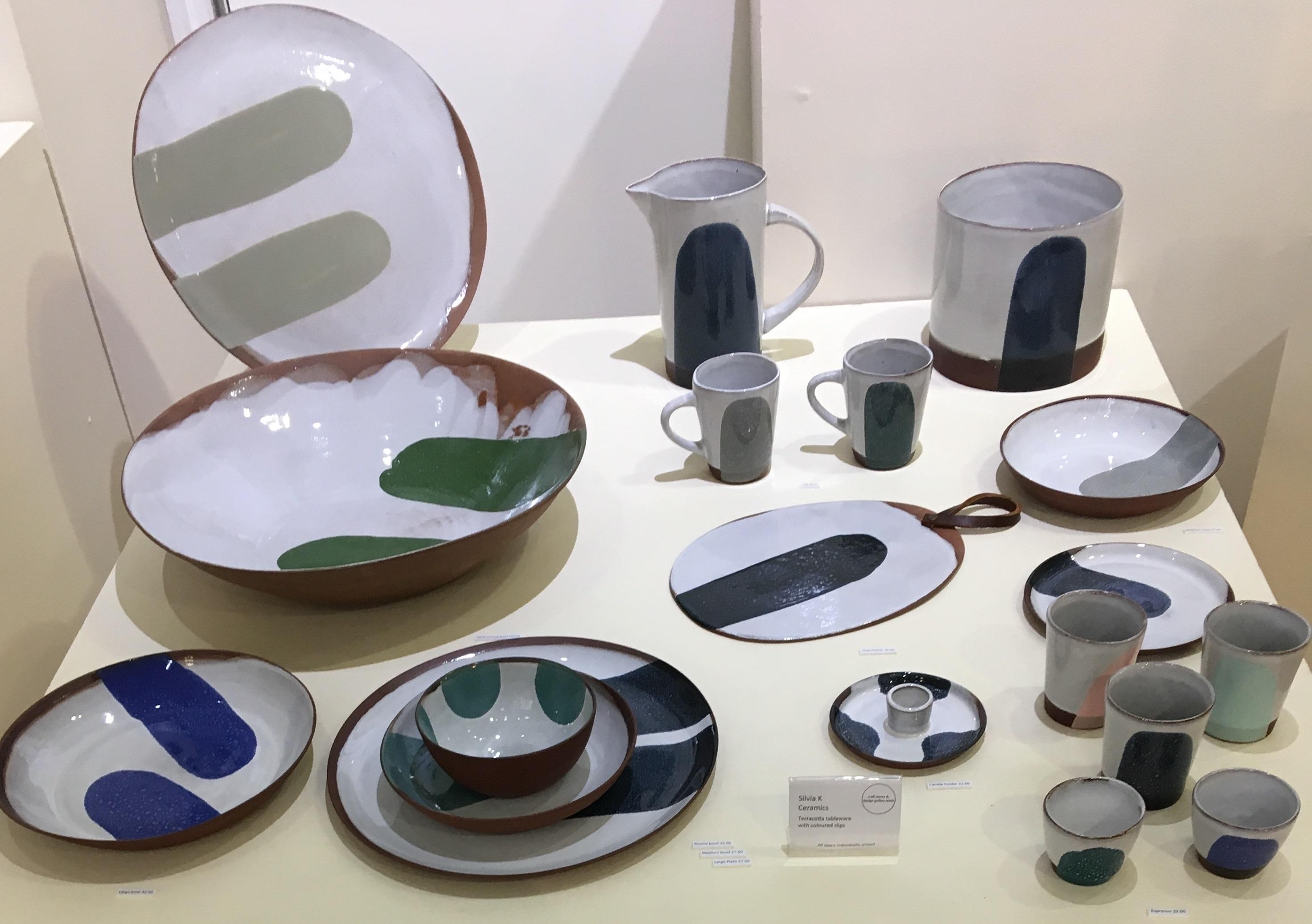 Silvia K Ceramics