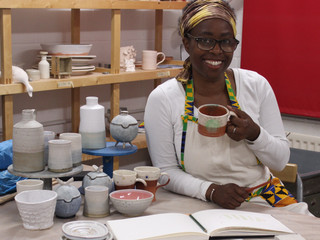 We catch up with Leeds artist Sandra Whyles as she reflects on life after The Great Pottery Thrown D