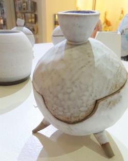 Sandra Wyles work on display.