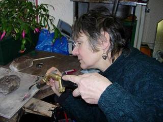 Meet the maker - Anna DeVille