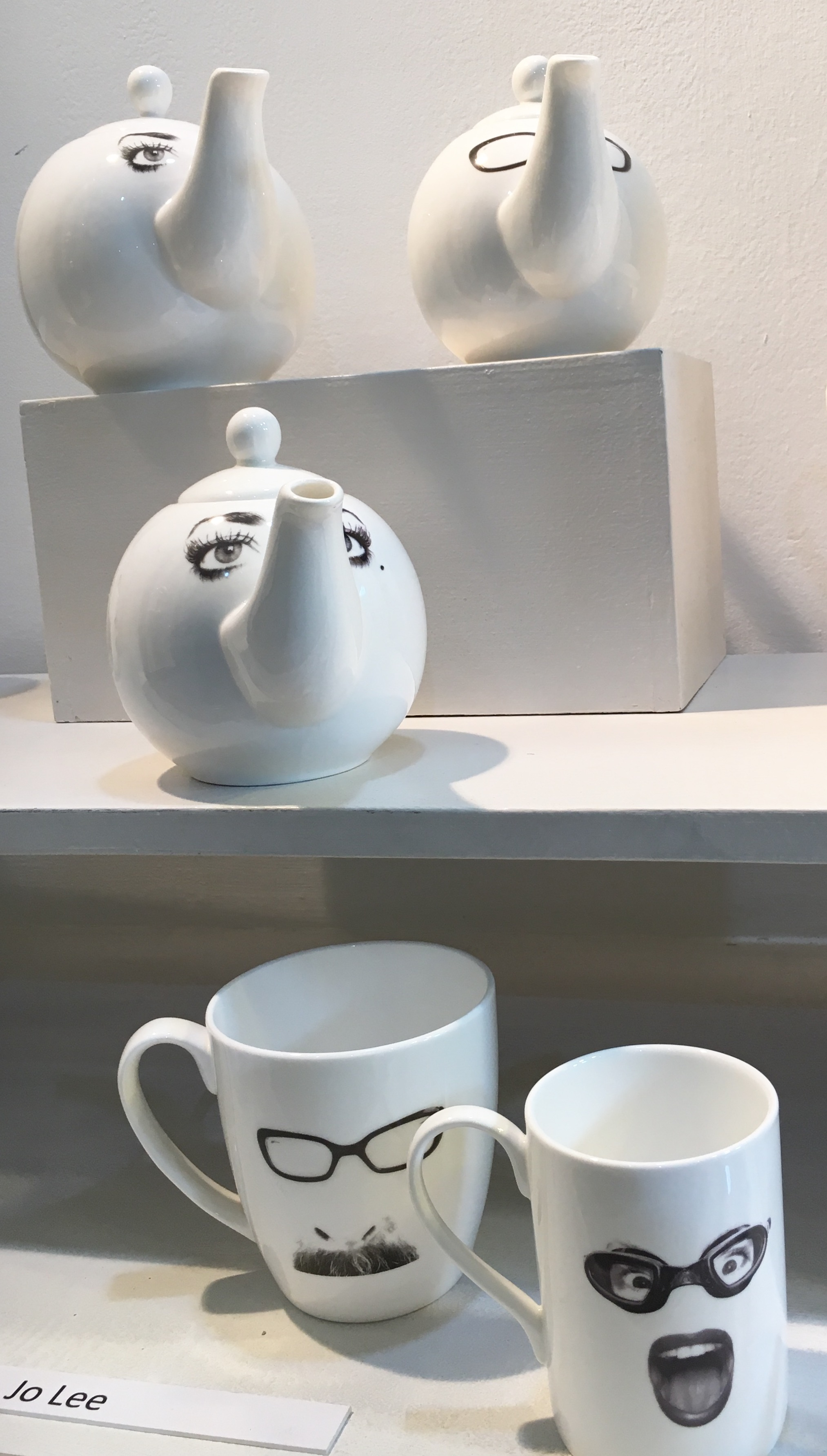 Teabods and mugs