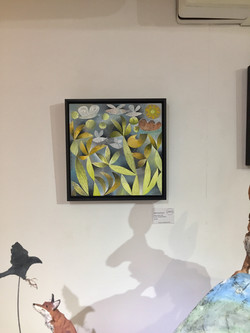 Paintings by Hilke too.