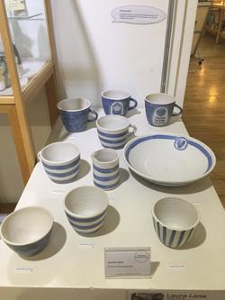 Laura Lane stoneware