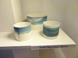 Josie Seymour-Jones work on display.