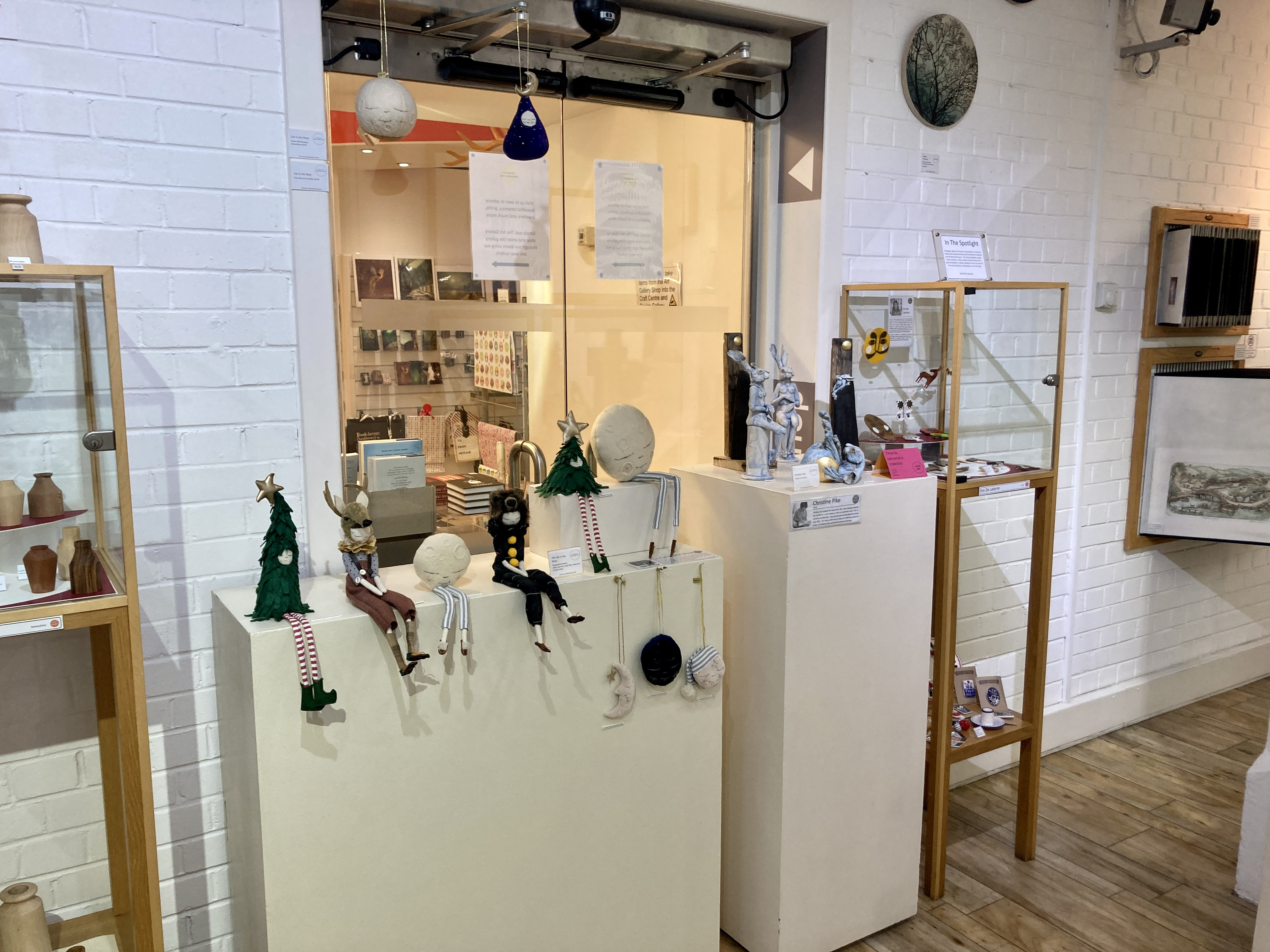 Playful Christmas Exhibition
