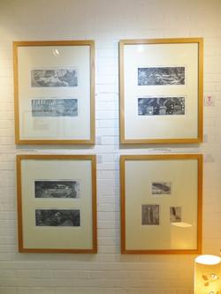 Tessa Asquith-Lamb's etchings