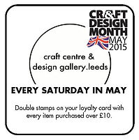 Craft & Design Month 2015