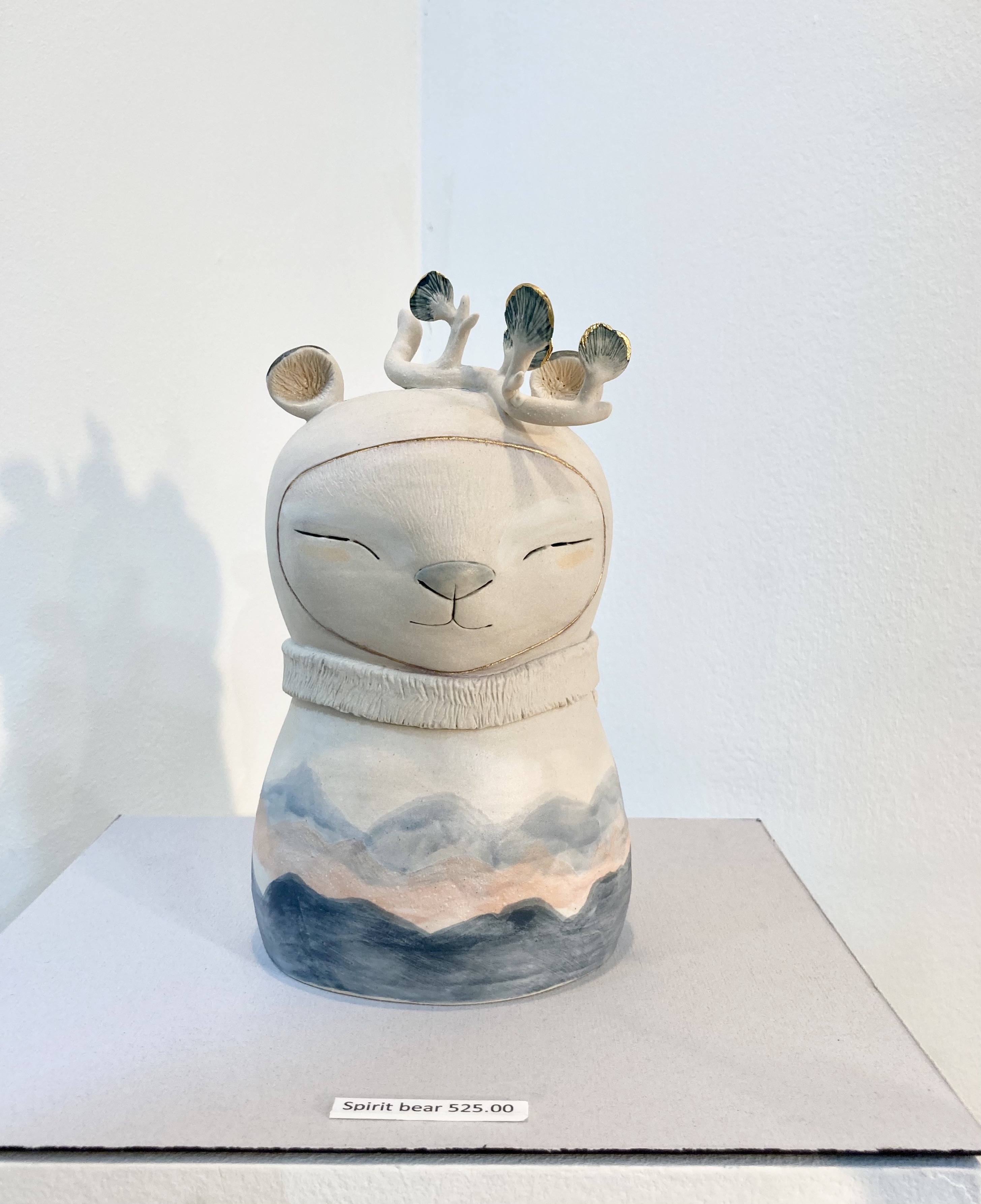 Marina Bauguil - Ceramic Showcase