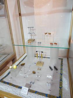 Wendy Sarah Pacey's jewellery.