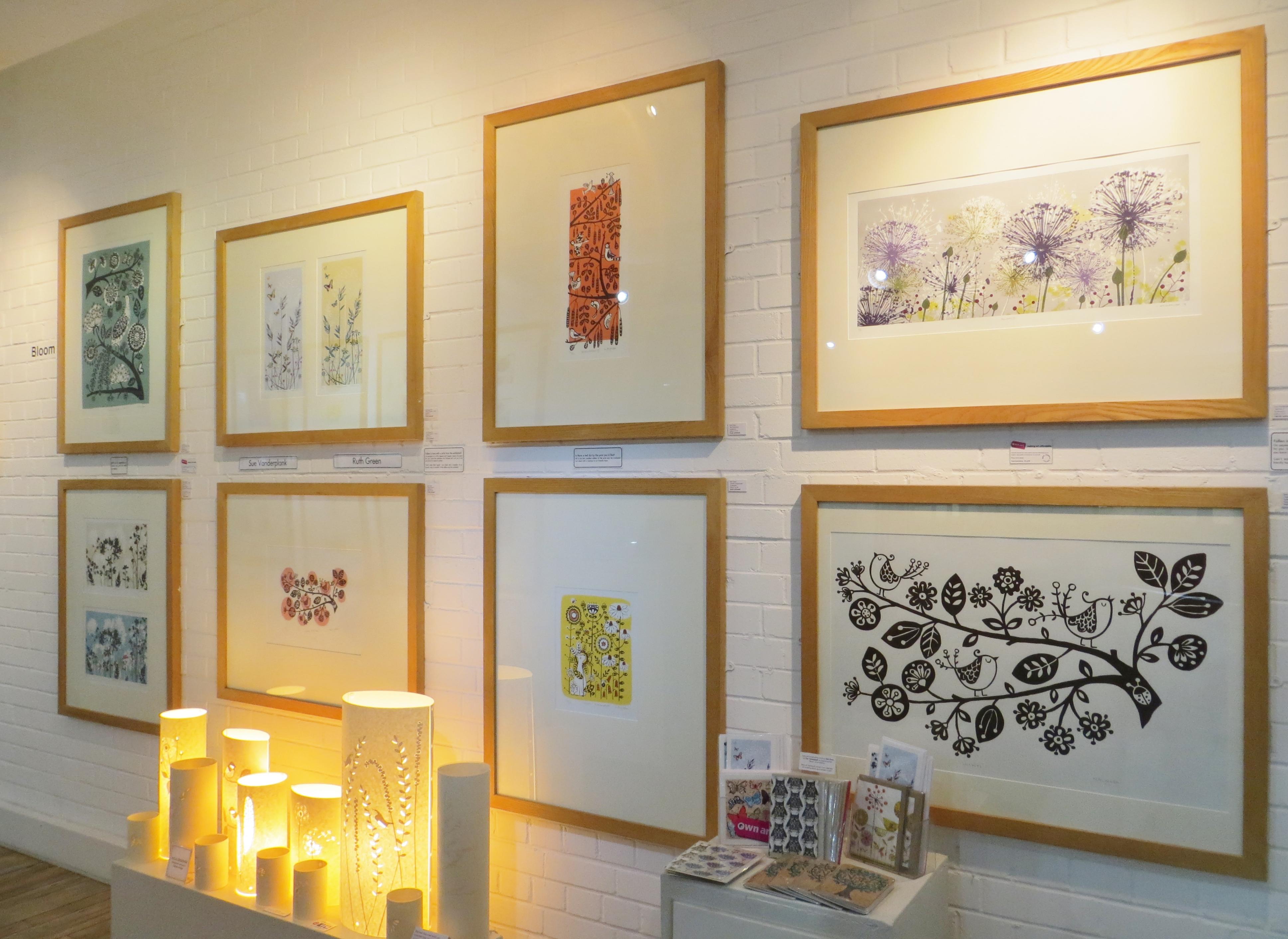 Bloom print show