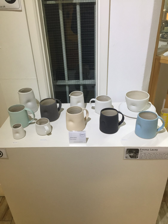 Emma Lacey fine stoneware